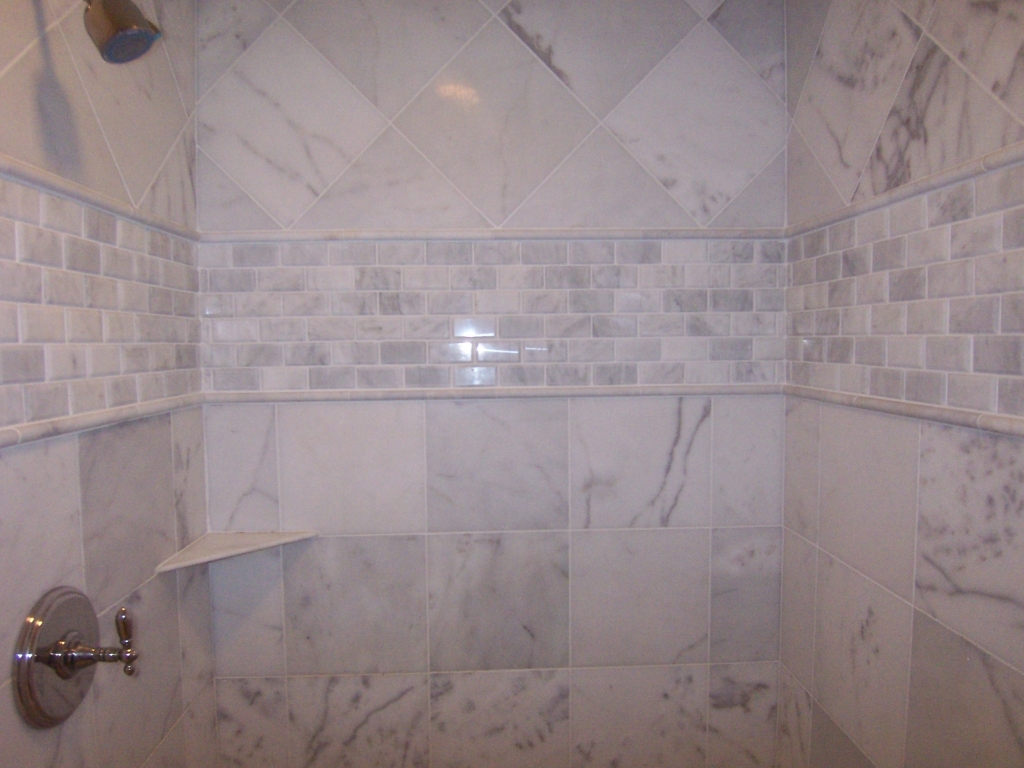 White-Marble-Shower-Buckhead-Paces-Construction-Atlanta