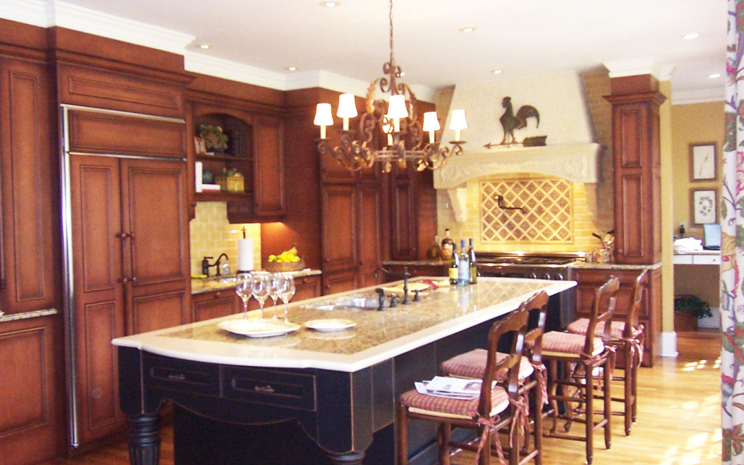 Kitchen Remodeling on Junior League Tour