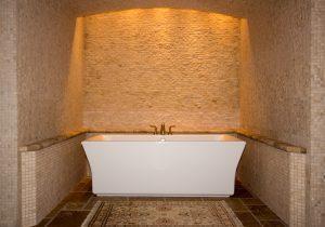 standalone bath tub