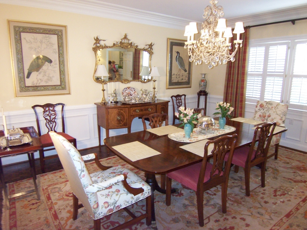 Brookhaven-Dining-Room-Wainscoting-Paces-Construction-Atlanta